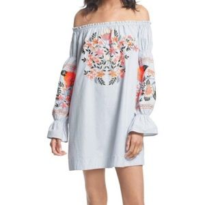 Free People Fleur Du Jour Dress